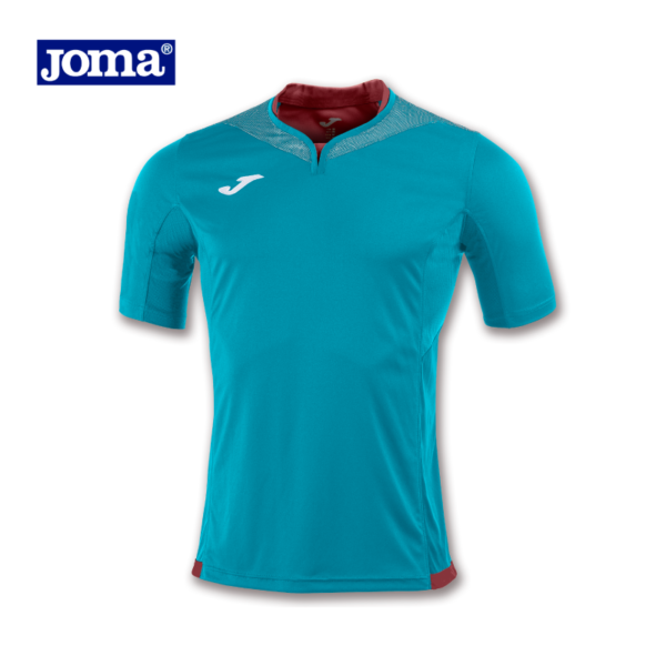 MAILLOT VERT CLAIR COLLECTION SILVER JOMA