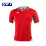 MAILLOT ROUGE COLLECTION SILVER JOMA