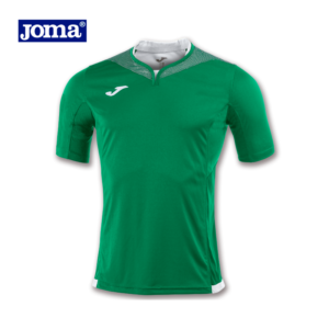 MAILLOT VERT COLLECTION SILVER JOMA