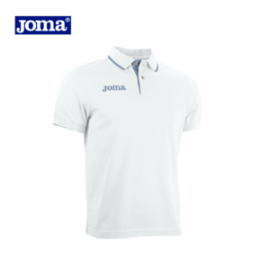 POLO SIMPLE JOMA BLANC
