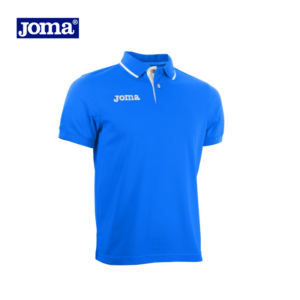 POLO SIMPLE JOMA BLEU ROI