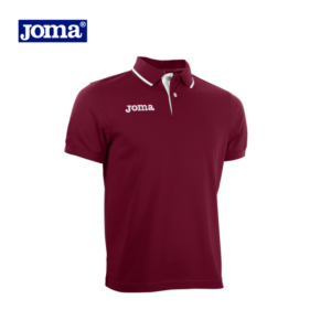 POLO SIMPLE JOMA GRENAT