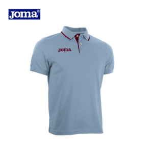 POLO SIMPLE JOMA GRIS
