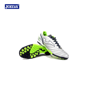 CHAUSSURE DE FOOTBALL JOMA Original AGUILA SILVER